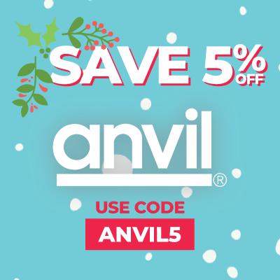 5% off Anvil