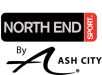 Ash City - North End Sport Red Logo
