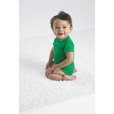 Rabbit Skins 4405 Infant Vintage Fine Jersey Bodysuit