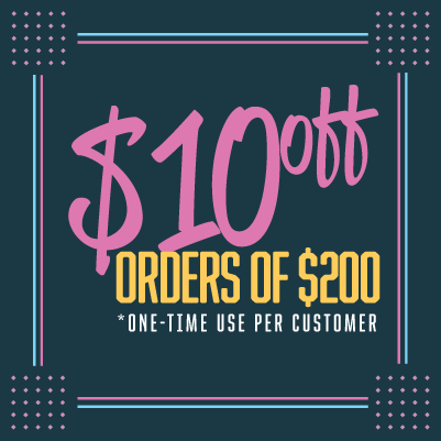 USE CODE: 10OFF