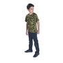 code five 2206 youth camo t-shirt other view thumb