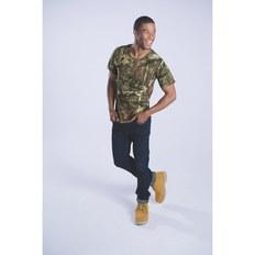 Code Five 3970 Men's Mossy Oak Camo T-Shirt